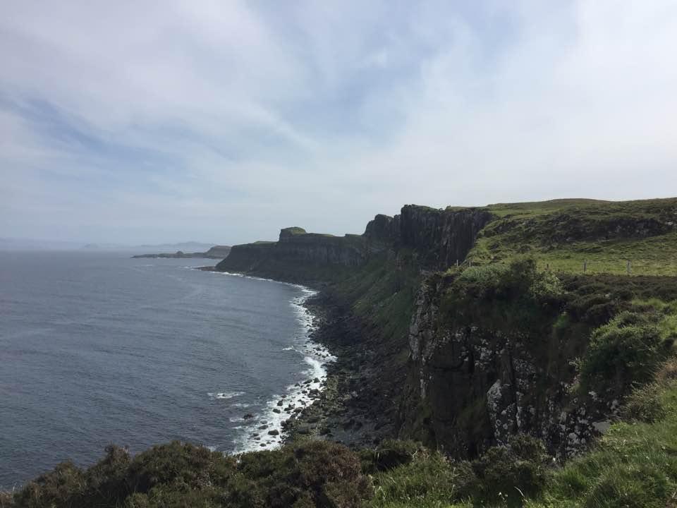 near kilt rock